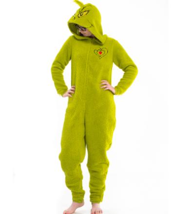 comprar pijamas grinch baratos para  hombre, mujer niños y adultos