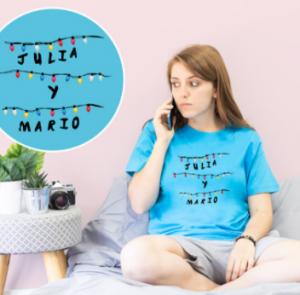 pijamas de stranger things baratos para regalo más vendidos