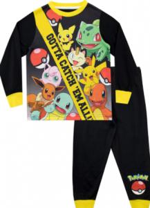 Comprar un pijama pokemon, los mejores pijamas pokemon de españa charmander pikachu charizard
