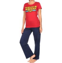 comprar los mejores pijamas de wonder woman mujer maravilla
