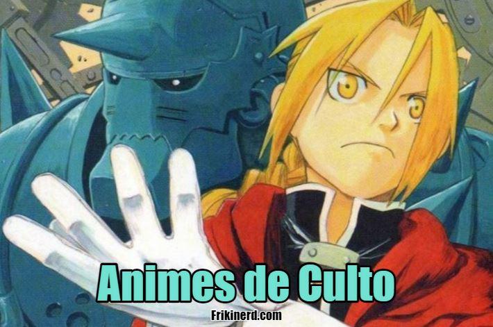 los mejores animes de culto, top 3 animes de culto, animes a los que los fanáticos le rinden culto