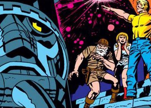 Número 1 de The Eternals de Jack Kirby, primer comics de los eternos