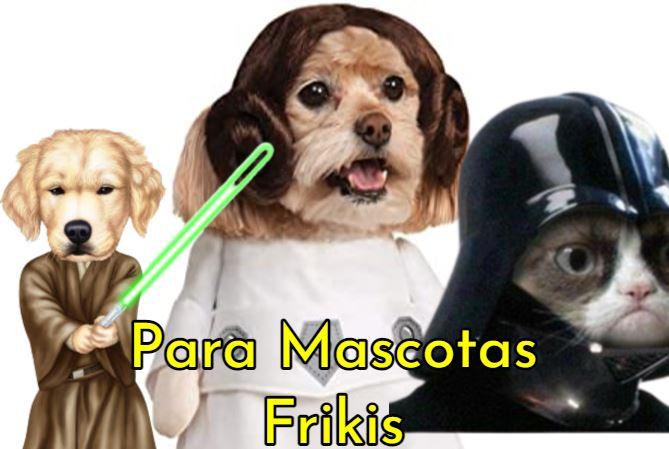 comprar cosas frikis para mascotas, productos para mascotas frikis