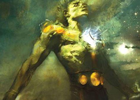 Portada de Eternals de Neil Gaiman (2006), eternos neil gaiman, los eternald, ethernals