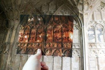 Imágenes que demuestran que hogwarts existe