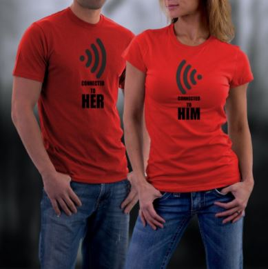 camisetas frikis para parejas, camisetas divertidas para pareja, camisetas para parejas frikis originales