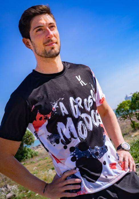 camisetas tecnicas de running divertidas, camisetas técnicas divertidas y originales frikis