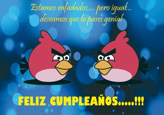 felicitaciones para cumpleaños originales